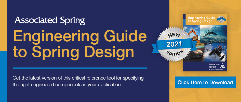 Download the new Engineering Guide to Spring Design Guide